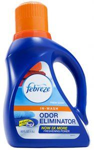 laundry aid febreze in wash odor eliminator